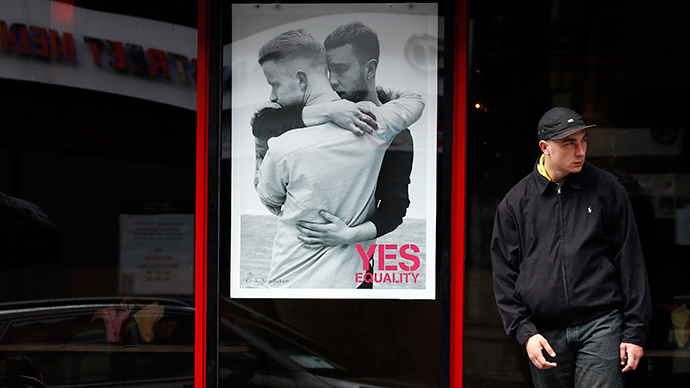 Ireland becomes first country to approve gay marriage in referendum