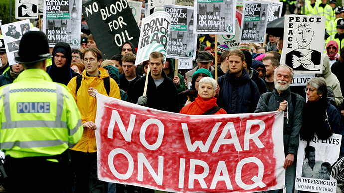 'We are Many': anti-Iraq War documentary showered with plaudits