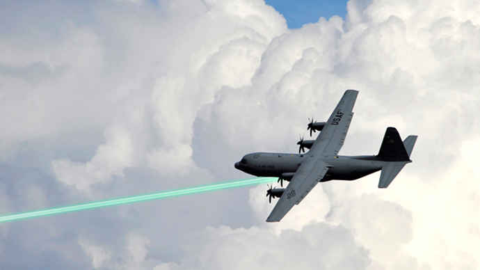 Starwars one step closer: DARPA's 'death ray' to begin field tests