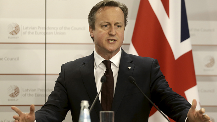 ​Brexit threat: Cameron sets out reform demands at EU Latvia summit