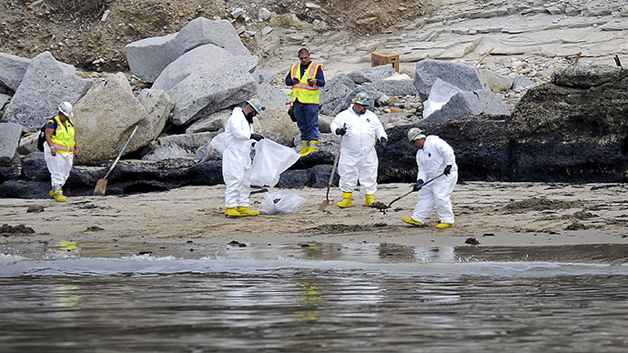 What went wrong? Source of California oil spill still elusive