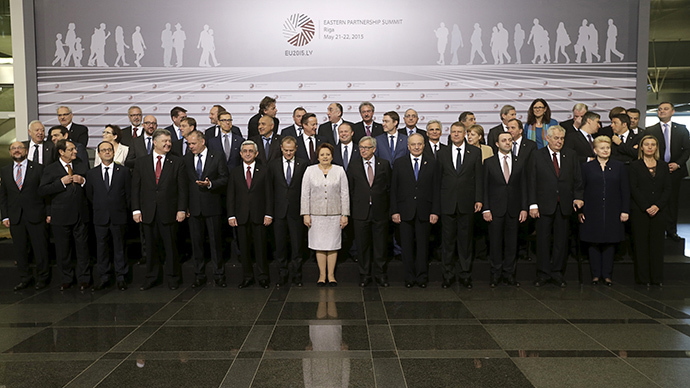 Chance to bridge European divide missed at Eastern Partnership summit – Moscow