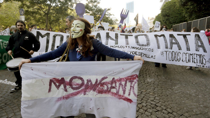 March against Monsanto: World rallies in protest