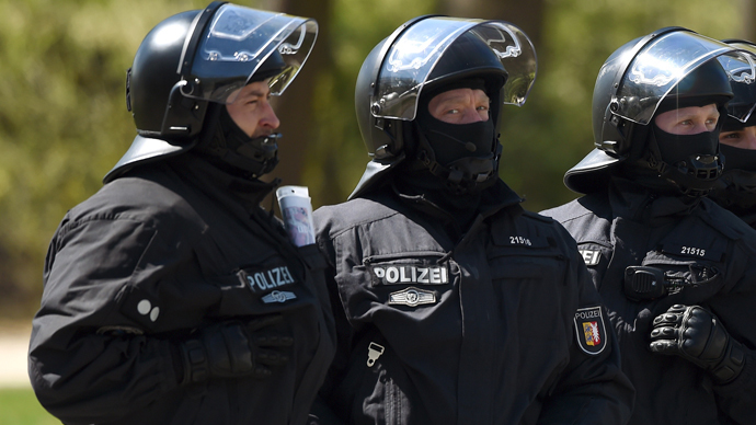 German police 'understaffed' in face of Islamist threat