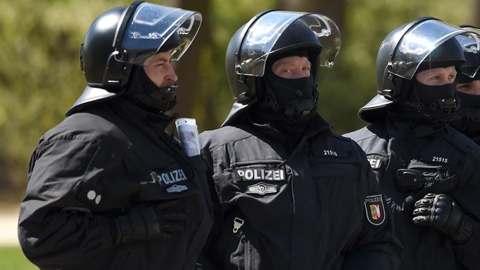German police 'understaffed' in face of Islamist threat