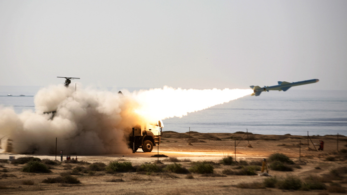 Iran holds military drills to counter regional 'aggression'