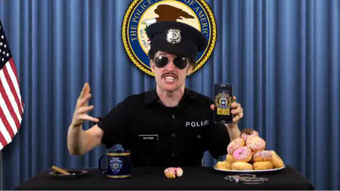 Juice Rap News: Police States of America