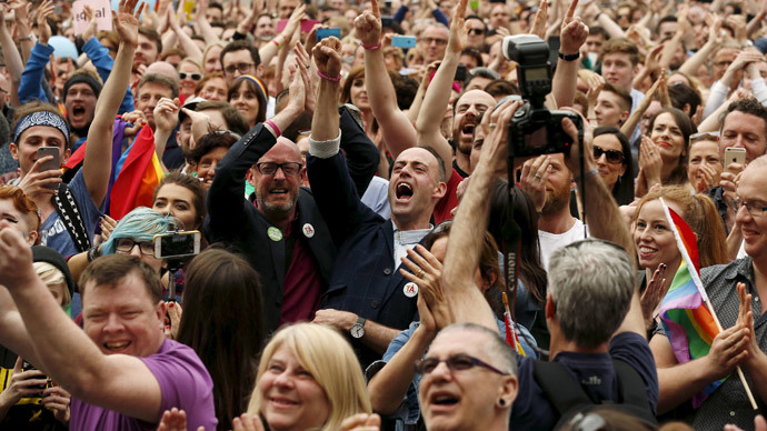 'It's time Mrs. Merkel': German opposition calls on gay marriage referendum after Irish success