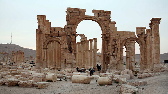 'Battle of humanity': Muslim scholars make desperate call to save Syria's Palmyra