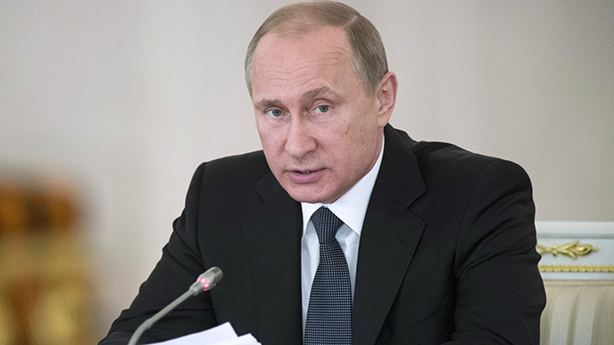 Putin signs bill on 'undesirable foreign groups' into law