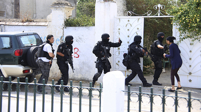Soldier opens fire on comrades at Tunisian military base, multiple casualties