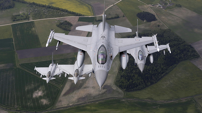 Cold war games: NATO, friendly air forces brace for large Arctic drills
