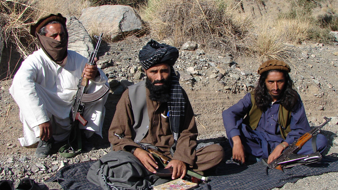 ​Afghan envoy held secret peace talks with Taliban in China – report