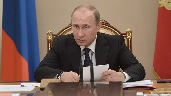 Russia faces growing aggression from global arms producers – Putin