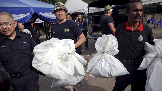 ​139 graves, signs of torture found in Malaysia human trafficking camps