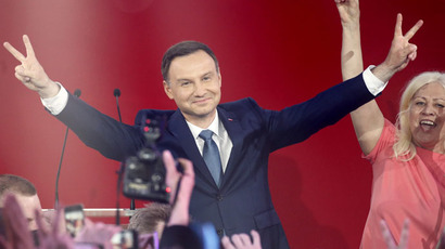 No to Brussels, Yes to Kiev: New president sets course for more independent Poland