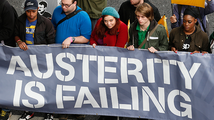 'Another Britain is possible': Activists to protest Tory austerity, Human Rights Act repeal