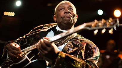 ​BB King's daughters allege singer was murdered, autopsy performed