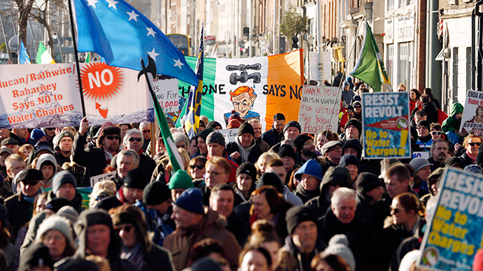 ​'Gross insult': Petition against Irish water charges snubbed by Cork's Deputy Lord Mayor