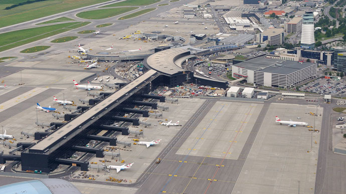 Vienna International Airport (Photo from wikipedia.org)