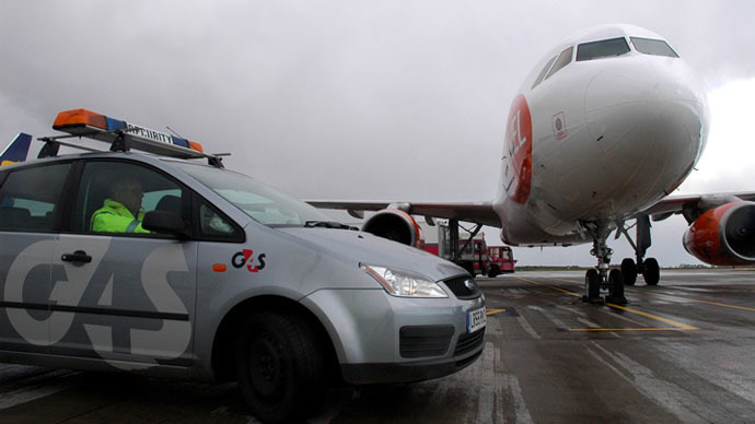Security giant G4S implicated in people smuggling ring at Vienna airport
