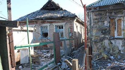 Russia digs 100 km ditch along border with south-eastern Ukraine