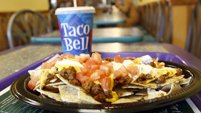 Taco Bell, Pizza Hut to remove artificial colors, flavors from food