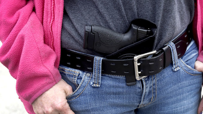 Ohio sheriff's office rescinds 170 'fast track' gun licenses