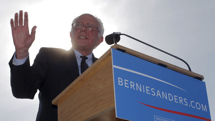 ​'The govt. belongs to the people': Bernie Sanders officially kickstarts presidential campaign