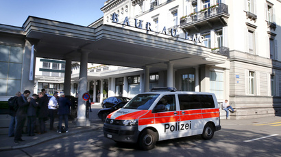 Argentine suspect in FIFA probe escaped Zurich arrest 'by having breakfast' - Swiss media