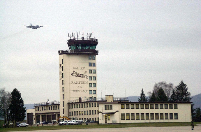 Ramstein Air Base (image from wikipedia.org)