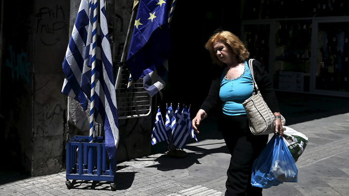 Greece likely to miss payment deadline as talks stall - Bloomberg