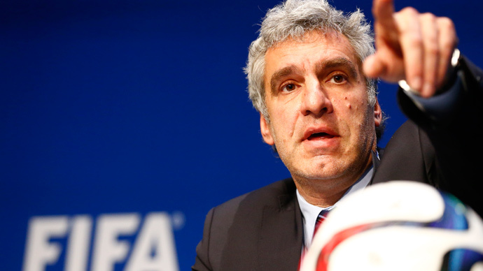 'We are the damaged party': FIFA vows to go on with World Cup plans despite scandal