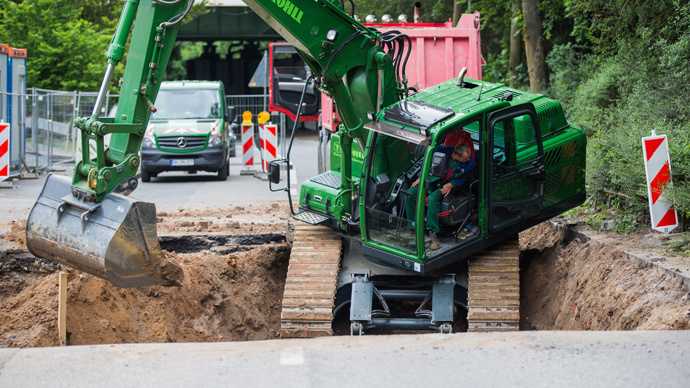 200kg WWII bomb triggers evacuation of 20,000 in Cologne, Germany