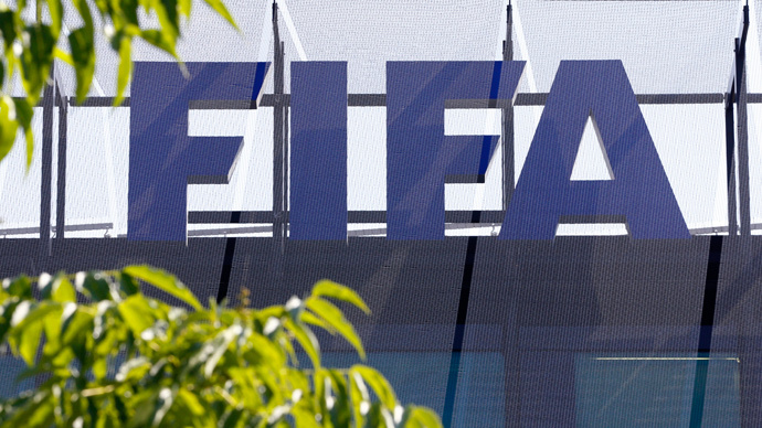 Red card! Swiss justice office freezes implicated FIFA officials' bank accounts