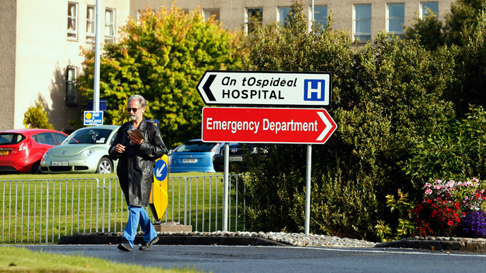 Patients left without food, water, pain relief in N. Irish hospitals, inquiry reveals