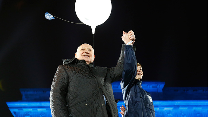 Gorbachev Foundation urges 'new Perestroika' to save Russia