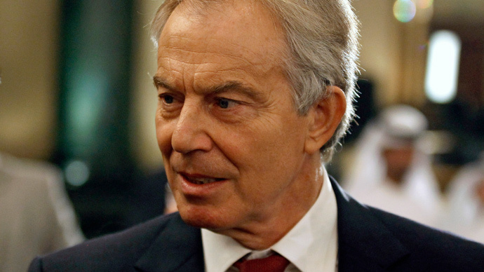 ​'Hallelujah!' Blair's resignation as Middle East peace envoy prompts internet celebration