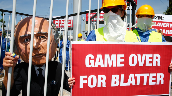 FIFA's corruption scandal: Behind the scenes