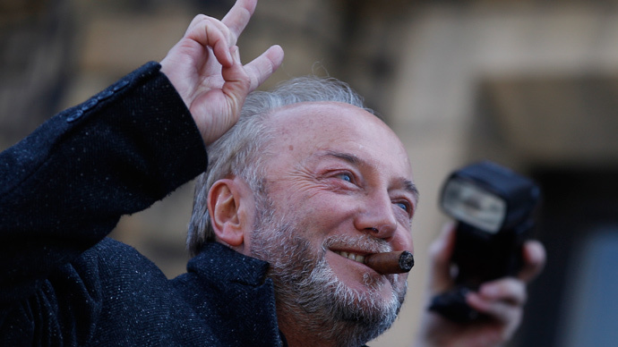​George Galloway to stand for London Mayor in 2016