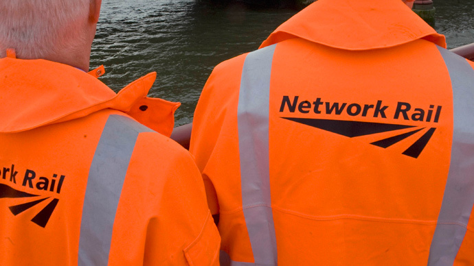 ​Network Rail workers pledge nationwide 'rolling' strike action in June