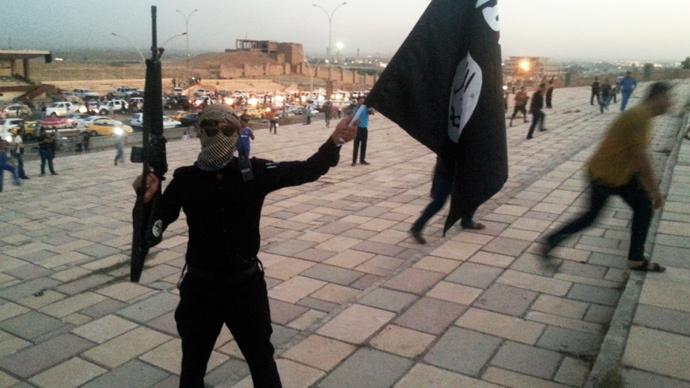 Joke weapon? ISIS reveals homemade long-range sniper rifle