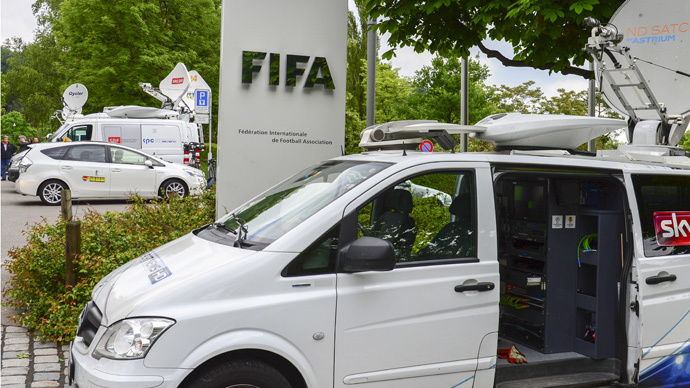 ​Clinton Foundation received $50,000-$100,000 in donations from FIFA