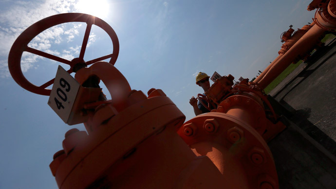 Gazprom to demand more than $8bn from Ukraine in 'take-or-pay' contract penalties