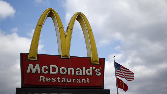 McDonald's to stop announcing monthly sales as profits plummet
