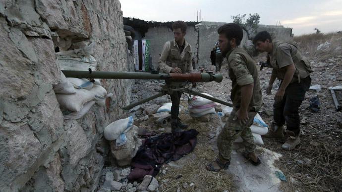 Islamist militants capture last Syrian govt stronghold in Idlib province