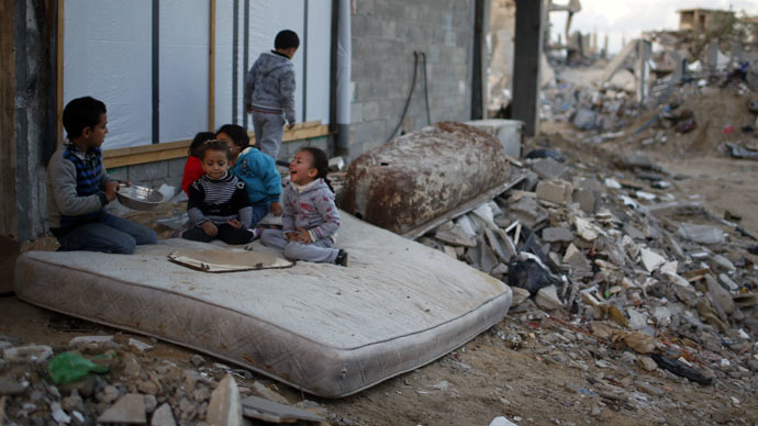 Israel 'pressures Ban Ki-moon' to get off UN list of children's rights violators in wars