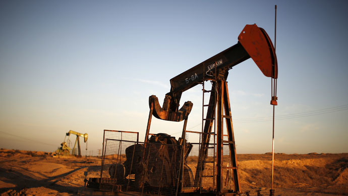 US biggest oil fund sees $1bn outflow - Bloomberg