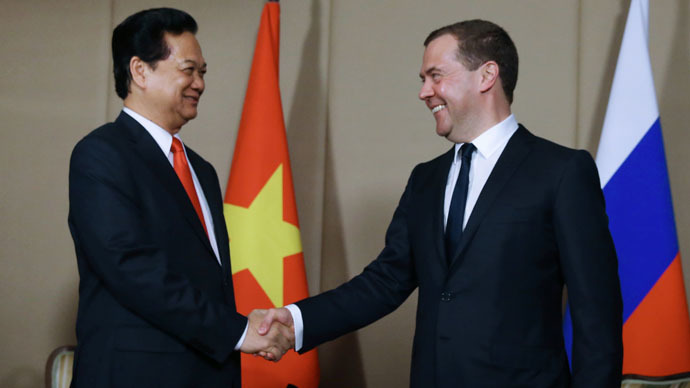 Vietnam signs free trade deal with Russia-led EEU economic bloc