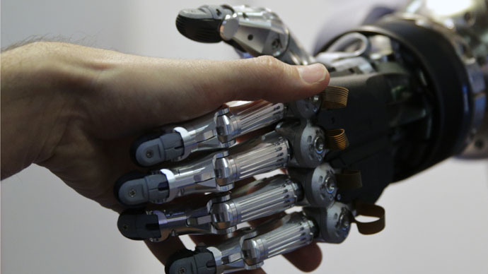 Rich people will become immortal 'god-like' cyborgs in 200 years – historian